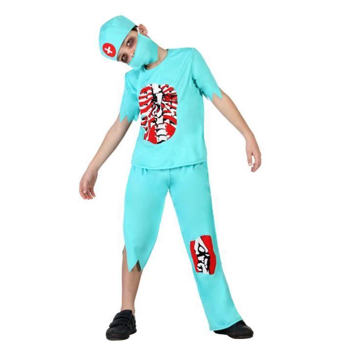 e091c4c5f06df2 Deguisement halloween zombie enfant - Achat   Vente jeux et jouets ...