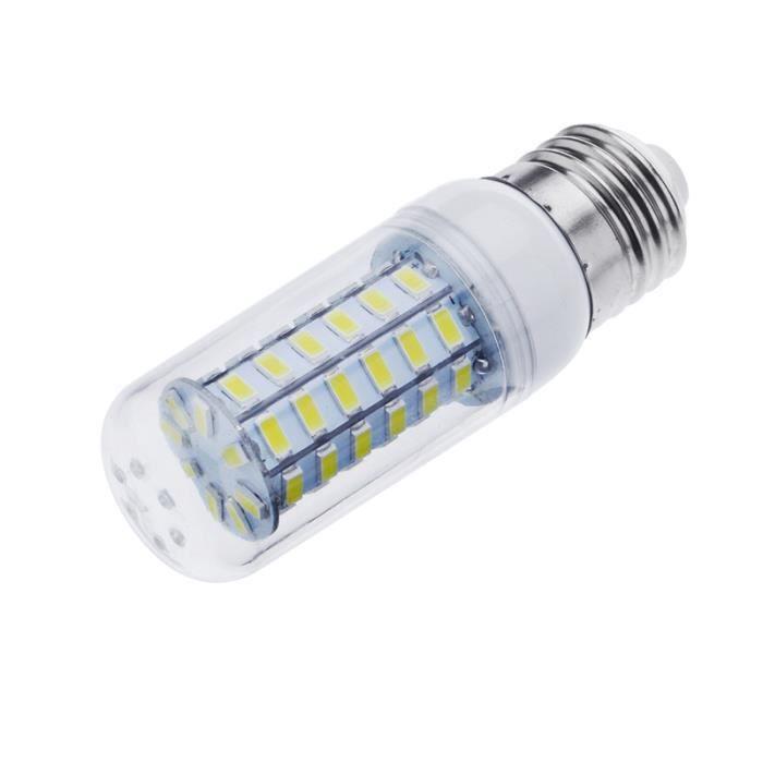 240v Pure E27 Smd Lampe 220 Chip 12w Ampoule 1904 5730 Wsm4120307b 56 White Maïs Leds PSWqvxwUPn