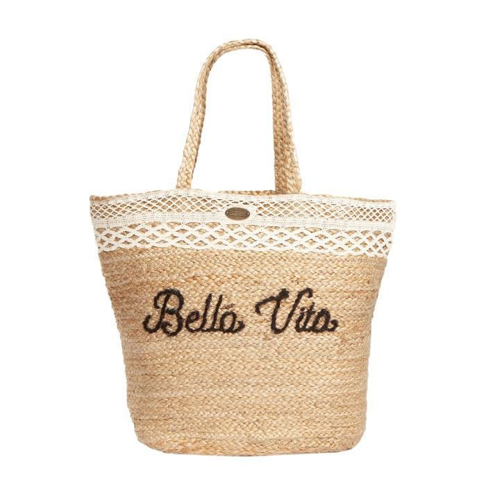 6babdc565d Oxbow Femme Accessoires / Sac Frassino Straw beige taille unique ...