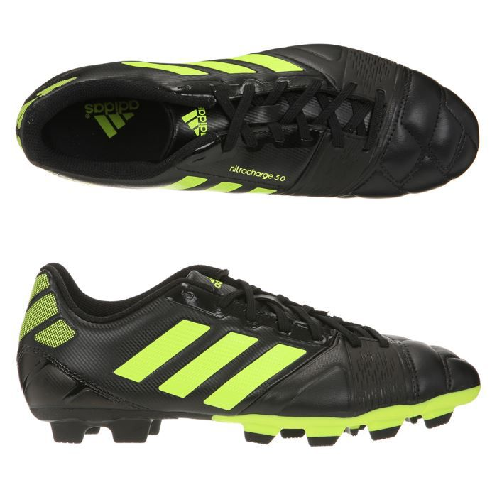 online store 70555 20889 CHAUSSURES DE FOOTBALL ADIDAS Chaussures Foot Nitrocharge 3.0 TRX FG
