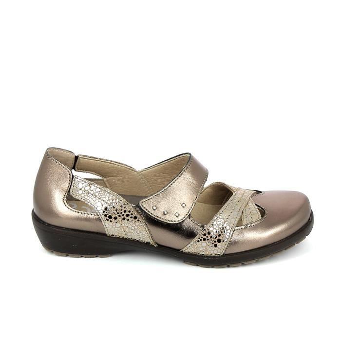 Nu pieds et sandales BOISSY Sandale 8061 Bronze