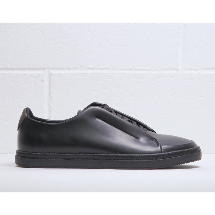 Bass - Chaussures de tennis pour homme (STUART_BLACK) - Noir fTw9dtBx6q