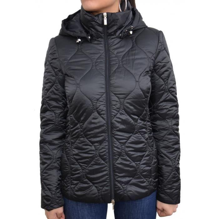 nouveau produit mode attrayante prix le moins cher Geox - Geox Femme Veste Noir W7420T