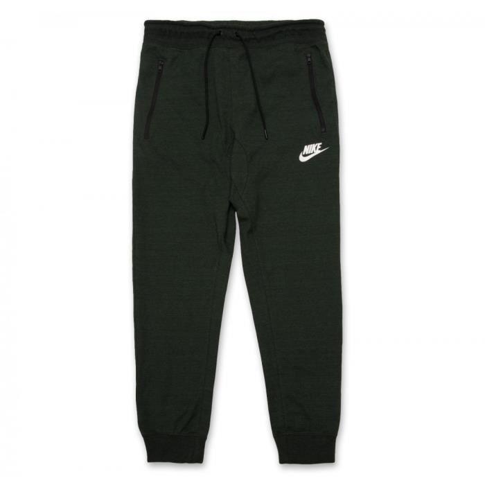 d24bd12578fd Pantalon de survêtement Nike Sportswear Advance 15 - 918322-332 Vert ...