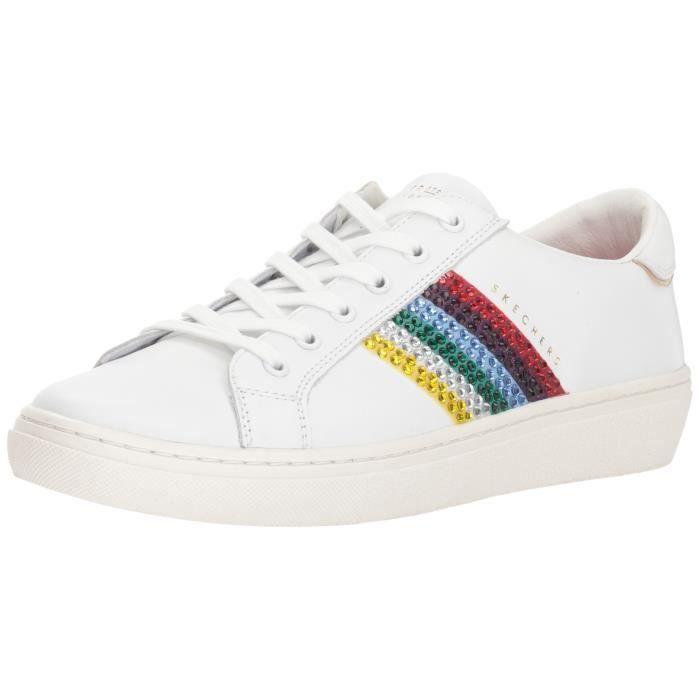Pour 3r0f0i Taille Femmes 41 Skechers Goldie Baskets Rainbow c35Aq4jRLS