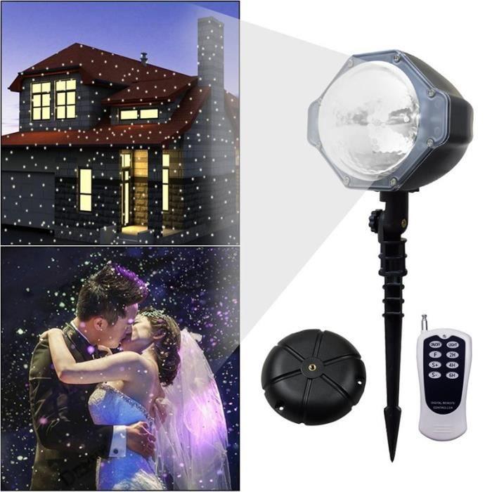 projecteur deco de noel exterieur achat vente projecteur deco de noel exterieur pas cher. Black Bedroom Furniture Sets. Home Design Ideas