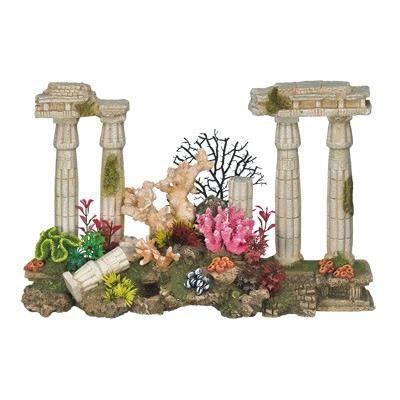 Aqua Deco Ruines Colonnes Romaines 420x140x270mm