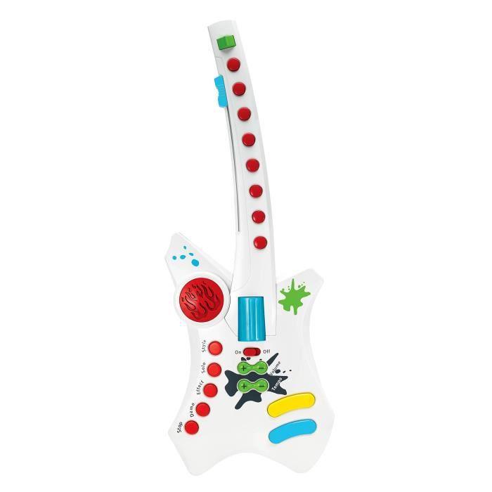 fbf594b6758a1b Winfun 2058w-nl Richmond Toys Rockin' Sounds Electric Guitar, Multi-colour  T8MEW