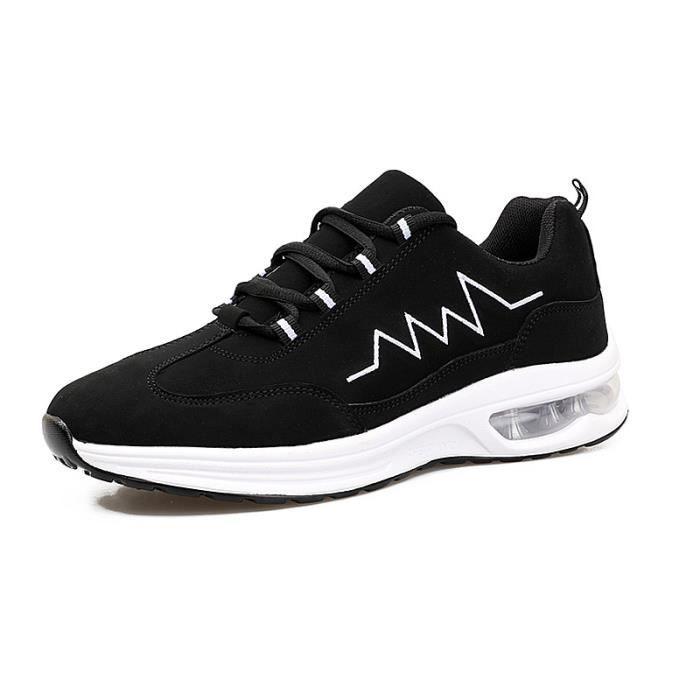 été Hommes Basket BXX hiver chaussures XZ207Noir39 Respirant Hommes gWWHB