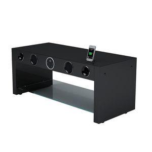 meuble tv hifi integre achat vente meuble tv hifi. Black Bedroom Furniture Sets. Home Design Ideas