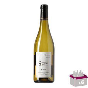 VIN BLANC Roussette Seyssel Vin de Savoie - Blanc - 75 cl x6