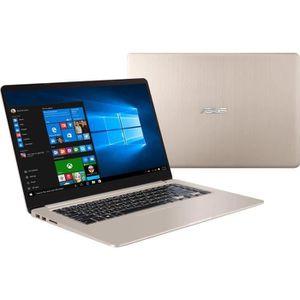 ORDINATEUR PORTABLE ASUS PC Portable S510UN-BQ221T 15,6