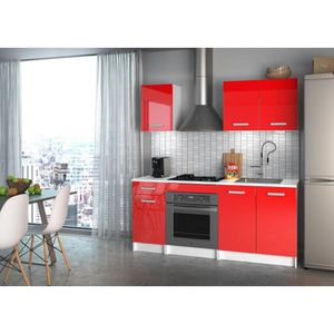 cuisinette kitchenette achat vente cuisinette kitchenette pas cher cdiscount. Black Bedroom Furniture Sets. Home Design Ideas
