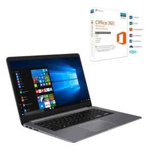 ORDINATEUR PORTABLE Pack ASUS PC Portable R520UA-BR580T 15,6