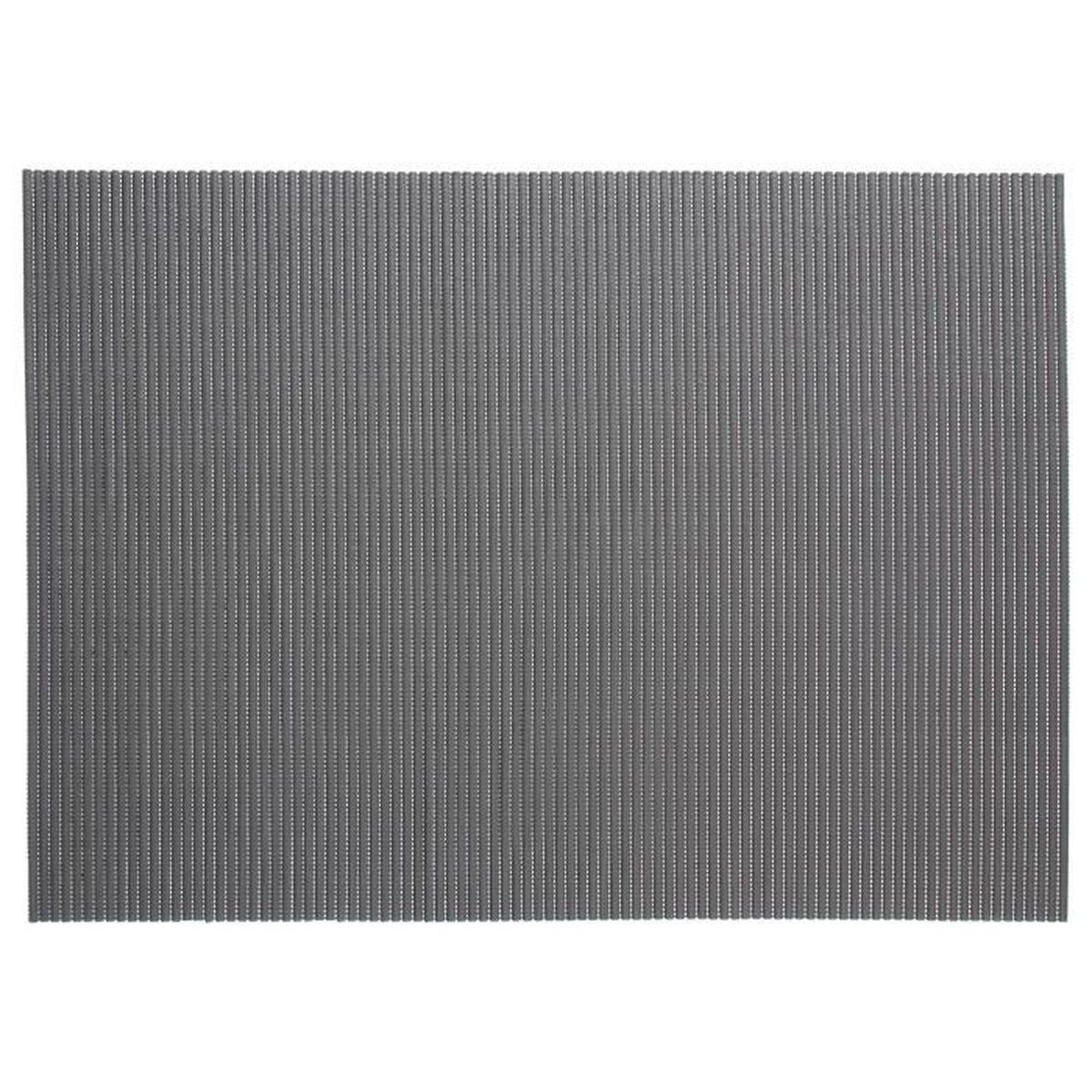 Tapis de salle de bain 65 x 90 cm gris achat for Tapis de salle de bain gris