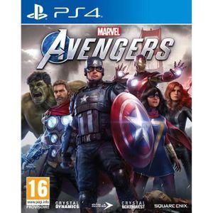 JEU PS4 NOUVEAUTÉ Marvel's Avengers Jeu PS4