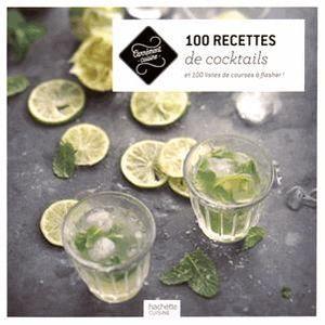 LIVRE VIN ALCOOL  100 recettes de cocktails