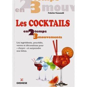 LIVRE VIN ALCOOL  Les cocktails