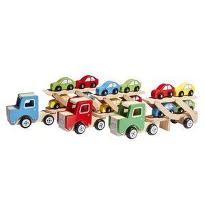 camion avec petite voiture achat vente jeux et jouets. Black Bedroom Furniture Sets. Home Design Ideas
