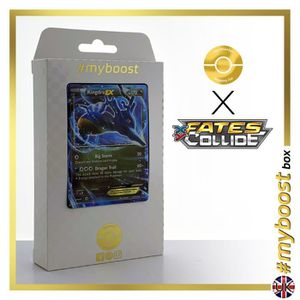 CARTE A COLLECTIONNER KINGDRA (HYPOROI) EX 73-124 - #myboost X Fates Col