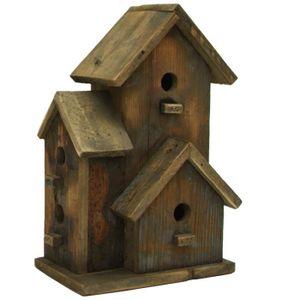 cabane a oiseau achat vente pas cher. Black Bedroom Furniture Sets. Home Design Ideas