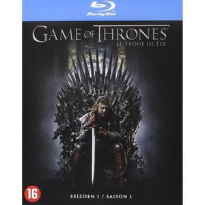 BLU-RAY FILM Game of Thrones (Le Trône de Fer) - Saison 1 [Blu-