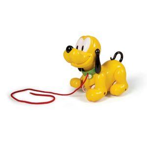 TABLE JOUET D'ACTIVITÉ CLEMENTONI - Baby Pluto - Jouet à Tirer