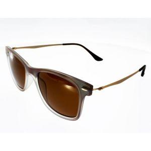 fec5812fde187c HIS lunettes de soleil mixte HPS88115 2 Polarisée, Champagne irisé ...