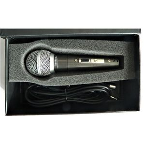 MICROPHONE   Microphone micro métal vocal Type de transmissio