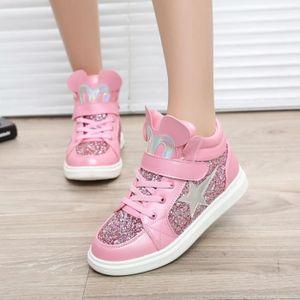 BASKET Baskets Chaussures Enfant Fille