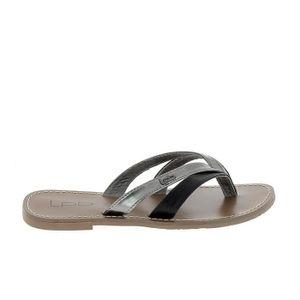 SANDALE - NU-PIEDS Nu pieds et sandales LPB Kalinda Noir 7663994e9457