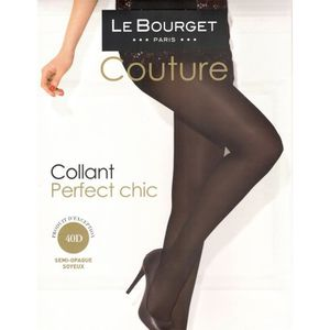 COLLANT Collant Le Bourget PERFECT CHIC 40D nearly black