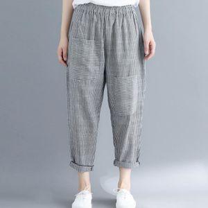 7493bbc21de Pantalon femme taille élastique - Achat   Vente pas cher - French ...