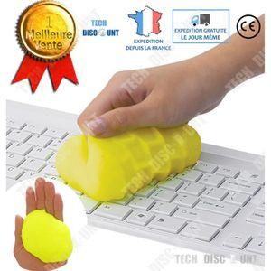 SAC À MAIN TD® gel magique nettoyant clavier anti-poussiere e