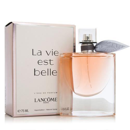 Lancôme Femme La Vie Belle Achat Vente Est 75ml De Parfum NnOZ0P8wXk