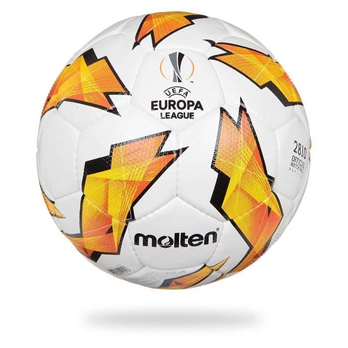 BALLON DE FOOTBALL MOLTEN Ballon de Football Officiel UEFA Europa Lea