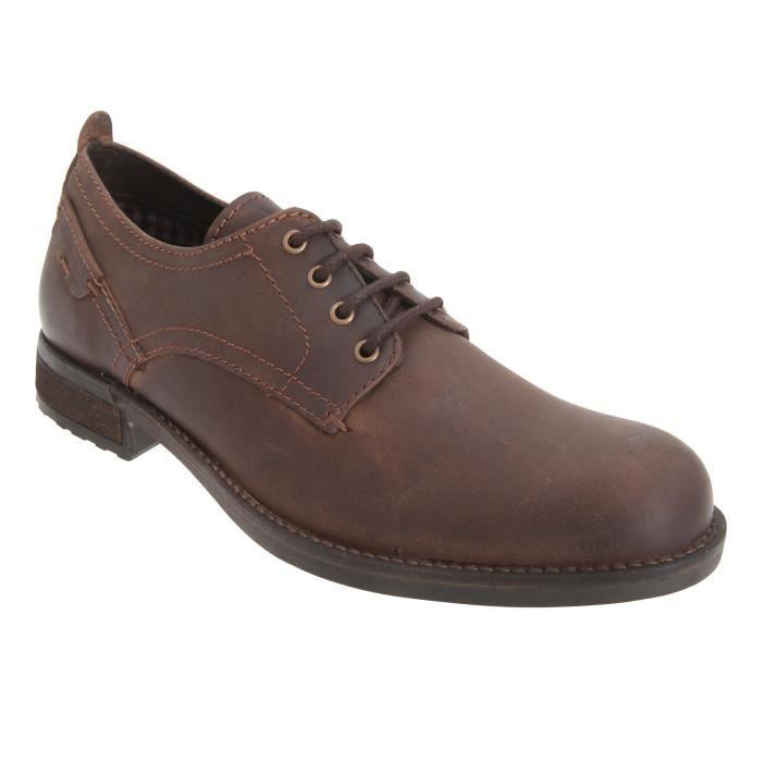 Roamers - Chaussures décontractées en cuir - Homme
