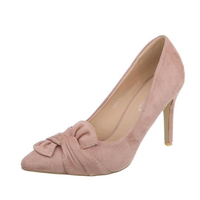 rose High Soire Heels De 36 Aiguille Rose bleu Vieux Chaussures Femme Escarpin Sandales Talon Noir qBwxn6fW