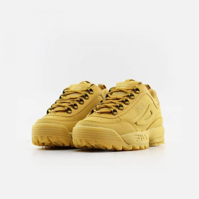 Fila Baskets Low CamelCamel Clay Achat Disruptor 1010535 Edu 8nP0OwkX