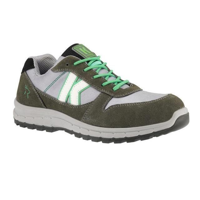 Chaussure de sécurité Kapriol Derby verte (41)