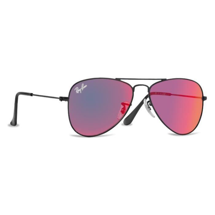 3ace37563e3c0a Ray Ban Junior RJ 9506. Noir - Achat   Vente lunettes de soleil ...