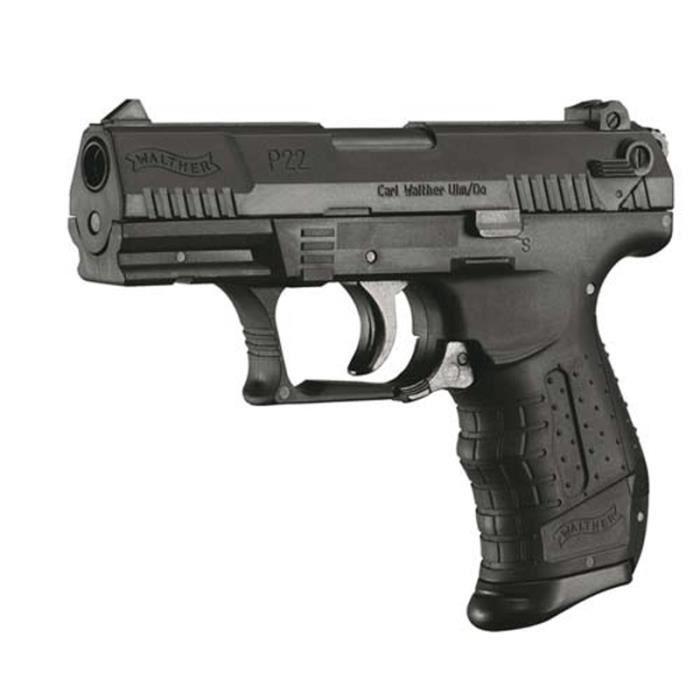 Replique airsoft arme de poing pistolet walther prix pas cher cdiscount - Arme pas cher ...
