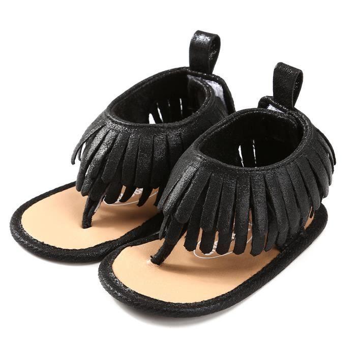 Glands Âgecon15288 Chaussures Antidérapants Semelles Espadrille Bas Sandales Bébé Souples En Enfant 5ASRjcL3q4