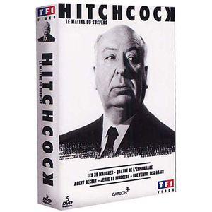 DVD FILM DVD Hitchcock : les 39 marches ; 4 de l'espionn...