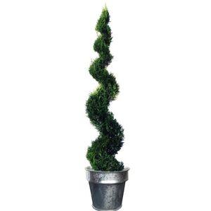 Bac ? plantes Horticole Zinc - ?45 cm