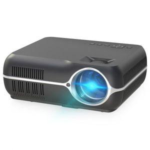 Vidéoprojecteur MINI 720P LED Full HD Projecteur Home Cinéma Ciném
