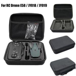 DRONE Pour RC Drone E58 - JY018 - JY019 RC pliable FPV D