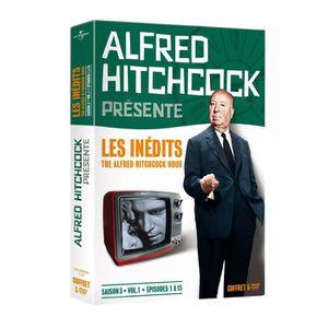 DVD SÉRIE  Alfred Hitchcock présente - Les inédits - Saison