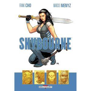 BANDE DESSINÉE Livre - Skybourne