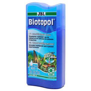ENTRETIEN ET TRAITEMENT JBL Conditionneur d'eau Biotopol - Pour aquarium -